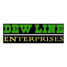 The Dew-Line Enterprises logo.