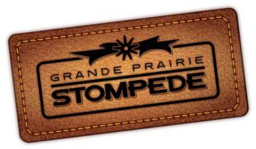 Grande Prairie Stompede logo