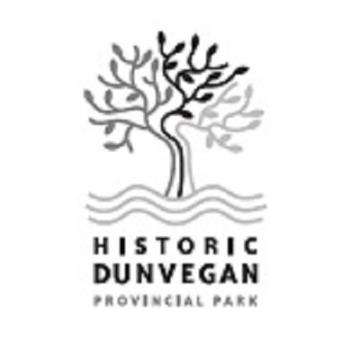 Historic Dunvegan Provincial Park logo