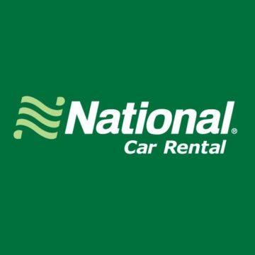 Logo for National Car Rental