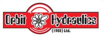The logo for Orbit Hydraulics.