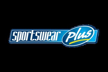 Sportswear plus logo