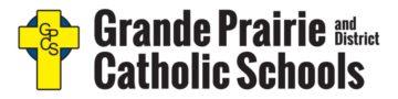 Grande Prairie Catholic School District Logo