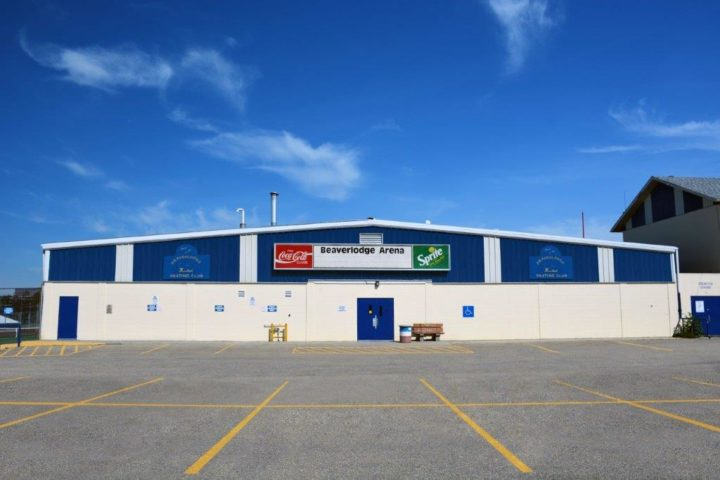 Beaverlodge Arena