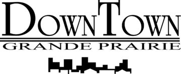 Grande Prairie Downtown association logo