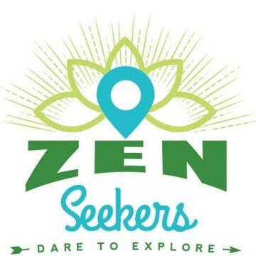 Zen Seekers Logo for Seekers Media