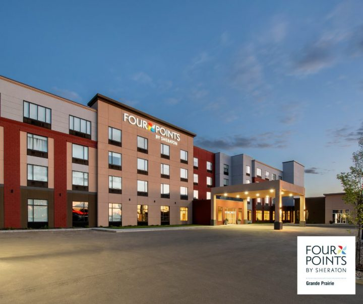 four points - outside hotel images