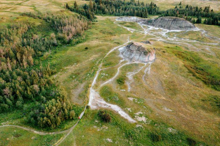 kleskun hill - walking and hiking trails