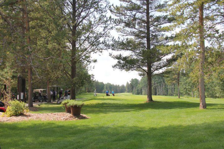 golf course in grande prairie