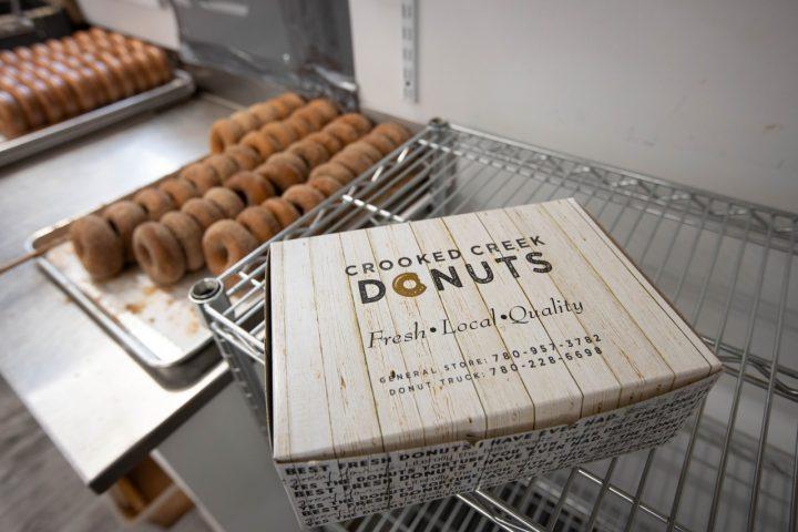 Photo: Crooked Creek Donuts