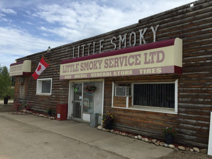 Photo: Little Smoky Convenience Store